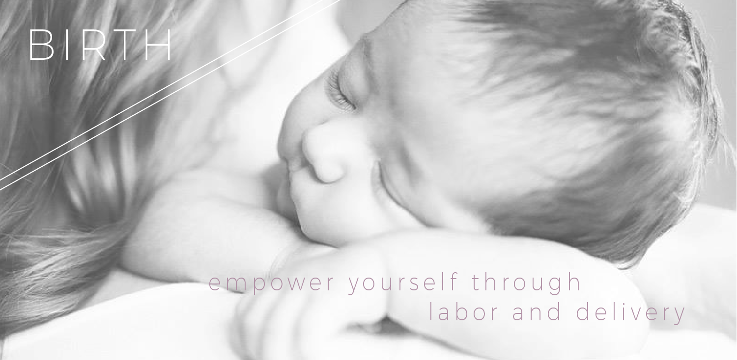 Hypnobirthing classes offered by top DC childbirth consultant Pure Nurture